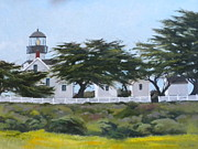 Maralyn Miller - Lighthouse