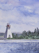 Carol Flagg - Lighthouse Nova Scotia