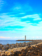 Mohamed Elkhamisy - Lighthouse on the coast