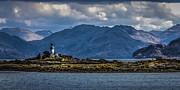 Alex Saunders - Lighthouse Ornsay Isle...