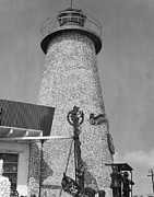 Lighthouse Print by Retro Images Archive