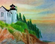 Tiffany Albright - Lighthouse