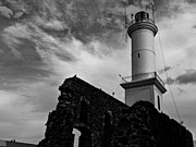 Will Cardoso Metal Prints - Lighthouse Metal Print by Will Cardoso