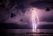 Lightning Strike Originals - Lightning barrage by Marko Korosec