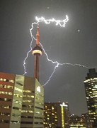 Ken Branch - Lightning Hits CN Tower