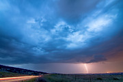 James Bo Insogna - Lightning Strike Just Outside of Lyons Colorado
