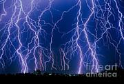 John A Ey III - Lightning Strikes