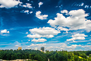 Luxembourg Framed Prints - Like a painted sky Framed Print by Sabino Parente