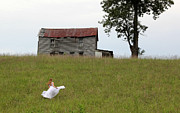 Andrew Wyeth Photo Posters - Like a Painting Poster by Freda Nichols
