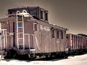 Robert Crespin - Lil red Caboose