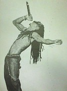 Lil Wayne Paintings - Lil Wayne by Miriam Cross