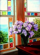 Anne Barberi - Lilac Reflections