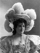 Actress Photos - Lillian Russell by Stefan Kuhn