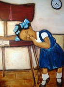 American School Originals - Lillies Long Day by Lillie Minnifield