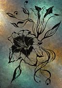 Jenny Rainbow - Lily Elegance. Blue