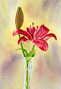 Sharon Freeman - Lily in a Vase 2