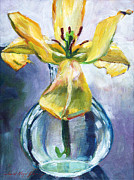 David Lloyd Glover - Lily in Glass