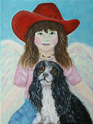 The Art With A Heart By Charlotte Phillips - Lily Little Angel of...