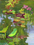 Diane McClary - Lily Pond