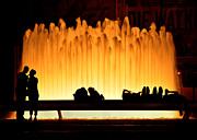 David Cabana - Lincoln Center Fountain