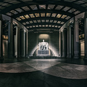 Lincoln Memorial Print by Eduard Moldoveanu