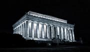 Lincoln Memorial Print by Joan Carroll