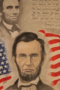Michael Mcgrath Art - Lincoln by Michael McGrath