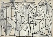 Pablo Picasso - Line Art