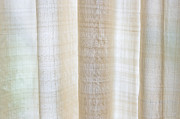 Linen Curtain Print by Tom Gowanlock