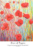 Pete Caswell - Lines Of Poppies