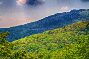 John Haldane - Linn Cove Viaduct from...