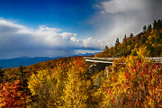 John Haldane Prints - Linn Cove Viaduct Photograph Print by John Haldane