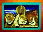Jayne Kerr  - Lion Family