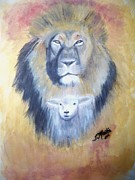 Tammy McClung - Lion of Juda Lamb of God