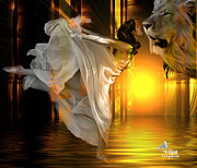 Brenda Rich - Lion of Judah Dancer