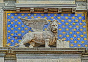 M Bleichner - Lion of Saint Mark Venice