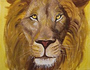 R W Goetting - Lion