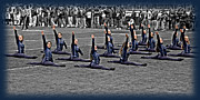 Penn State University Metal Prints - Lionettes Salute  Metal Print by Gallery Three