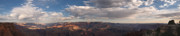 Cliff Photo Originals - Lipman Point Panorama Grand Canyon by Steve Gadomski