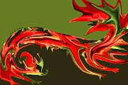 Cheryl Young - Liquid dragon