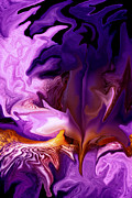 Abstract Iris Posters - Liquid Iris Poster by Paul W Faust -  Impressions of Light