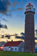 Lista Fyr Lighthouse Posters - Lista lighthouse Poster by Kenneth Gjesdal