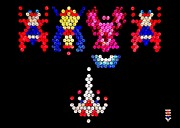 Video Art - Lite Brite - Galaga by Benjamin Yeager