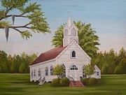 Valerie Chiasson-Carpenter - Little Chapel