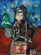 Jon Baldwin  Art - Little Drummer Boy 2009