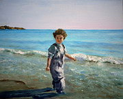 Olga Yug - Little fisherman