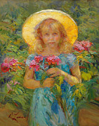Diane Leonard - Little Flower Girl