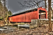 Lisa Hurylovich - Little Gap Covered Bridge