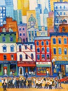 Mikhail Zarovny - Little Italy New York