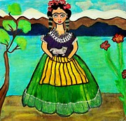 Viva La Vida Galeria Gloria  - Little Miss Frida...